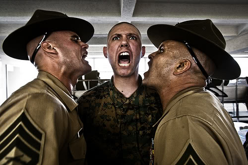 funny boot camp basic training stories
