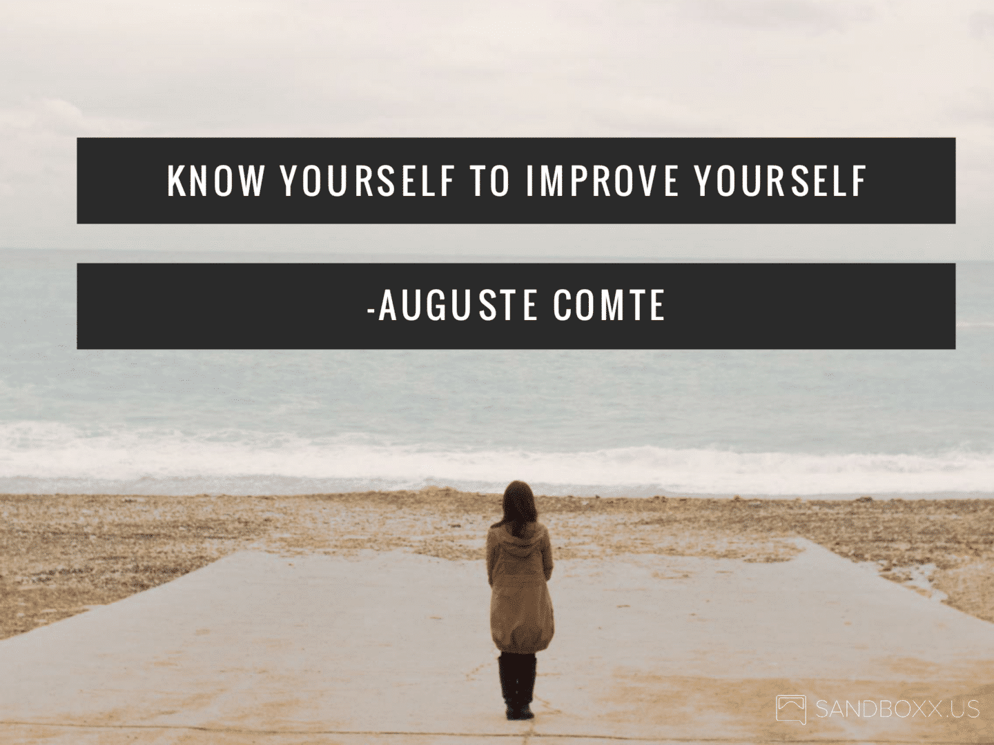 know thyself auguste comte