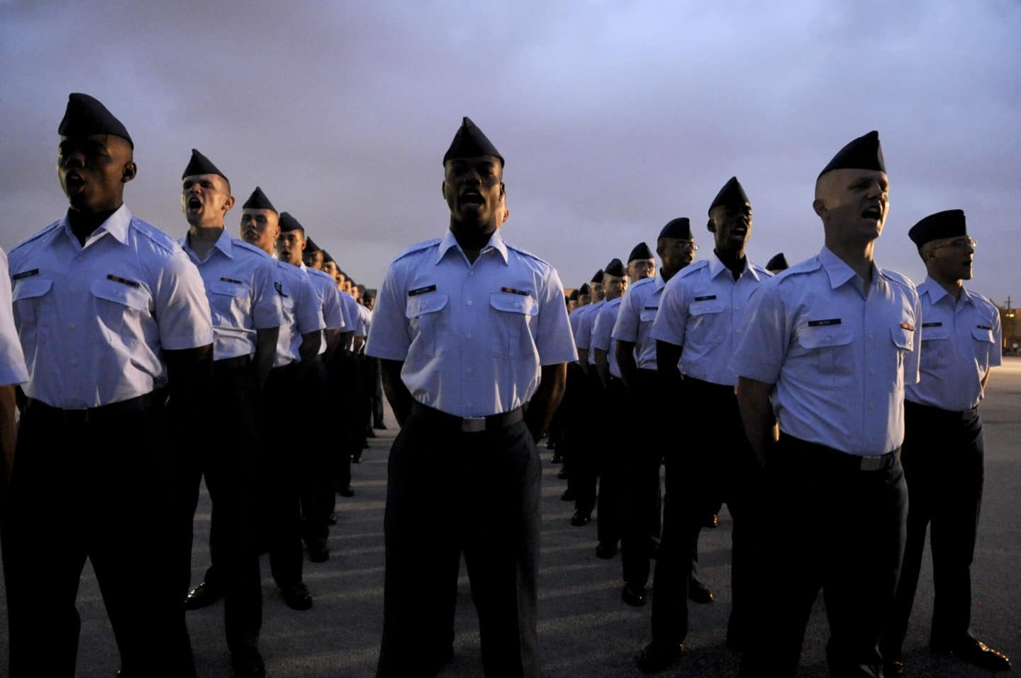 Air Force Graduation at Lackland AFB (2019 Schedule)