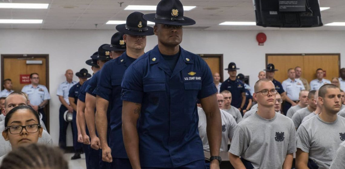 Coast Guard Boot Camp Everything You Need To Know Sandboxx