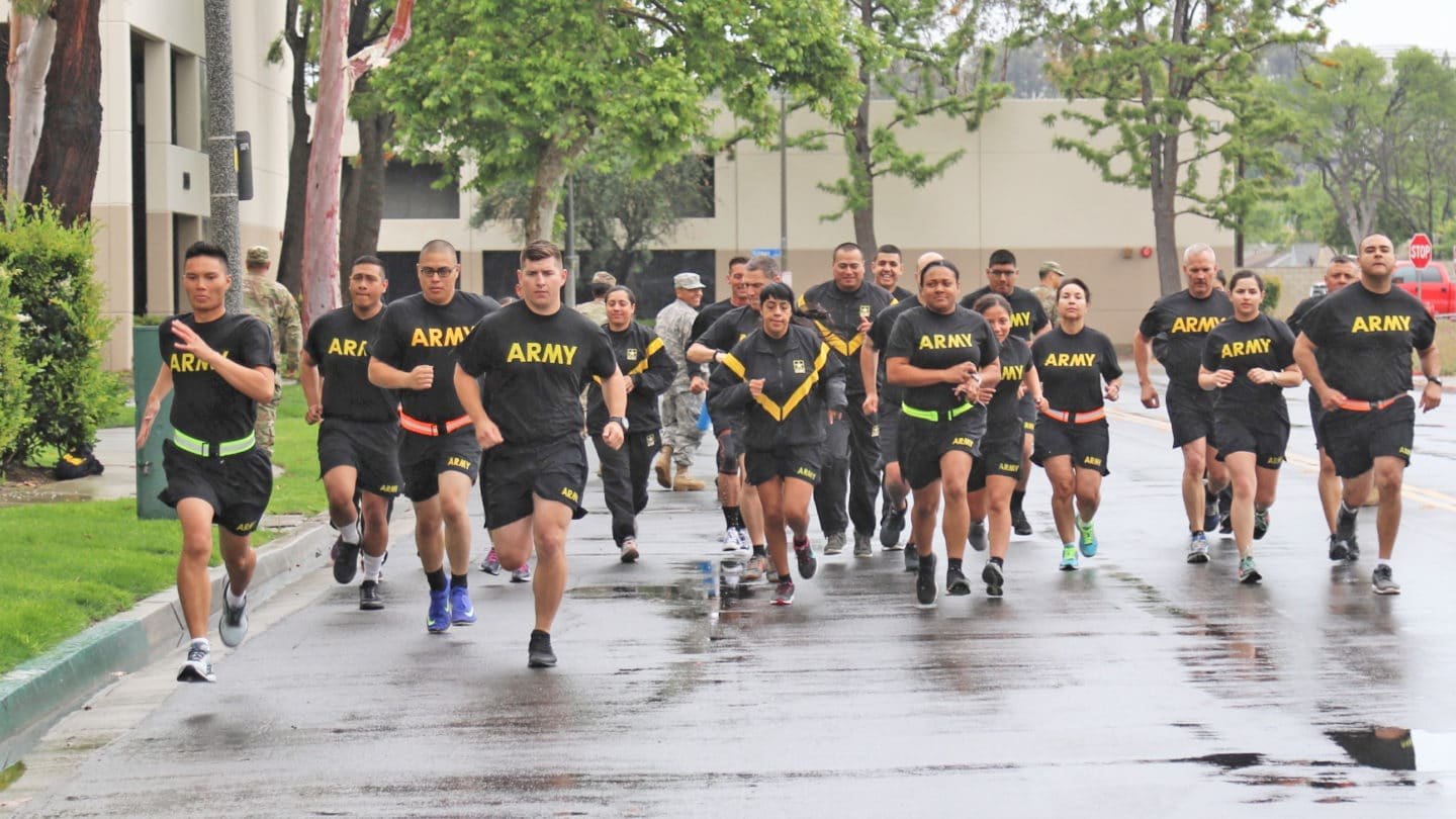 APFT Standards: 2019 Army Physical Fitness Test - Sandboxx