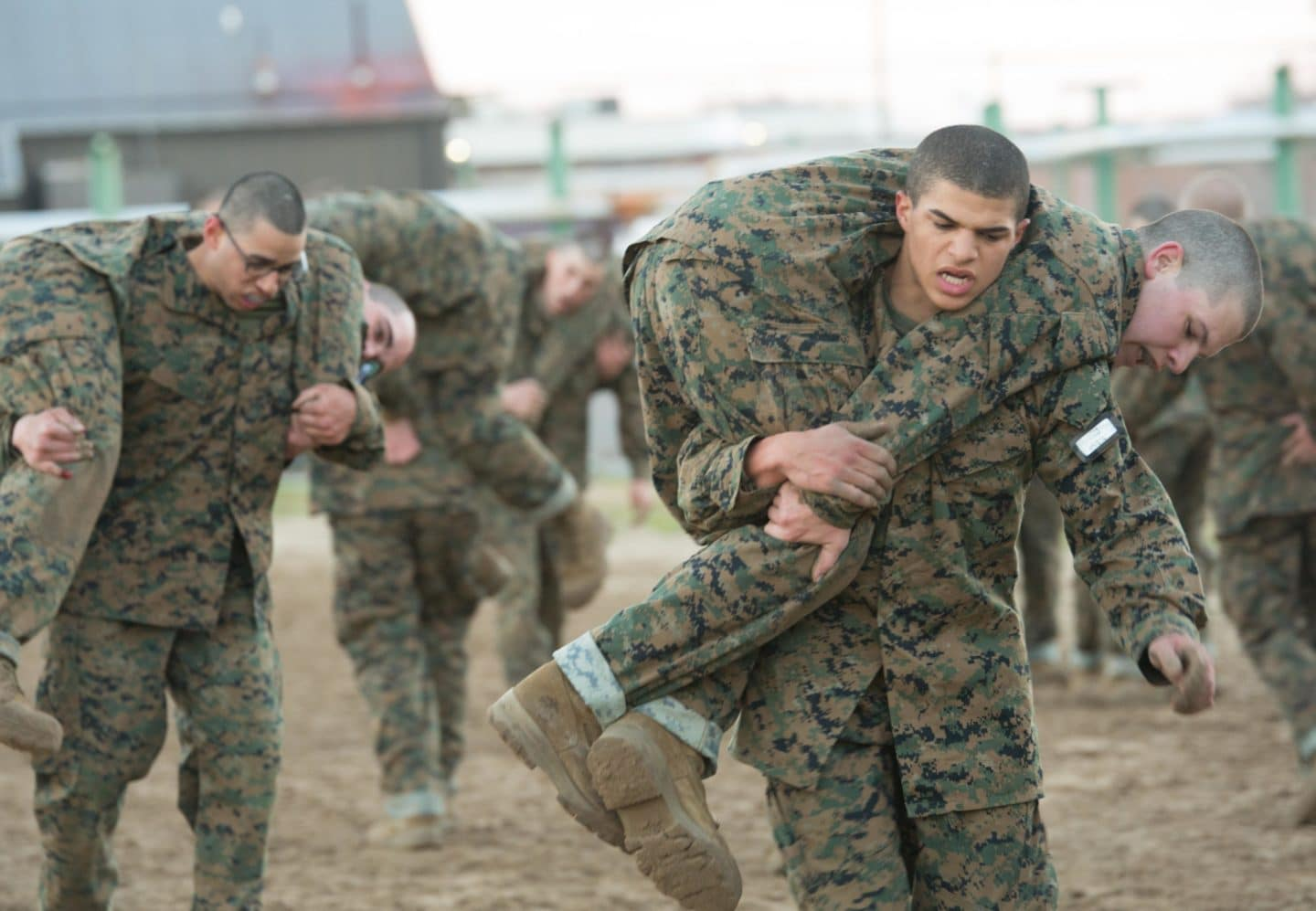 Marine Recruit Training