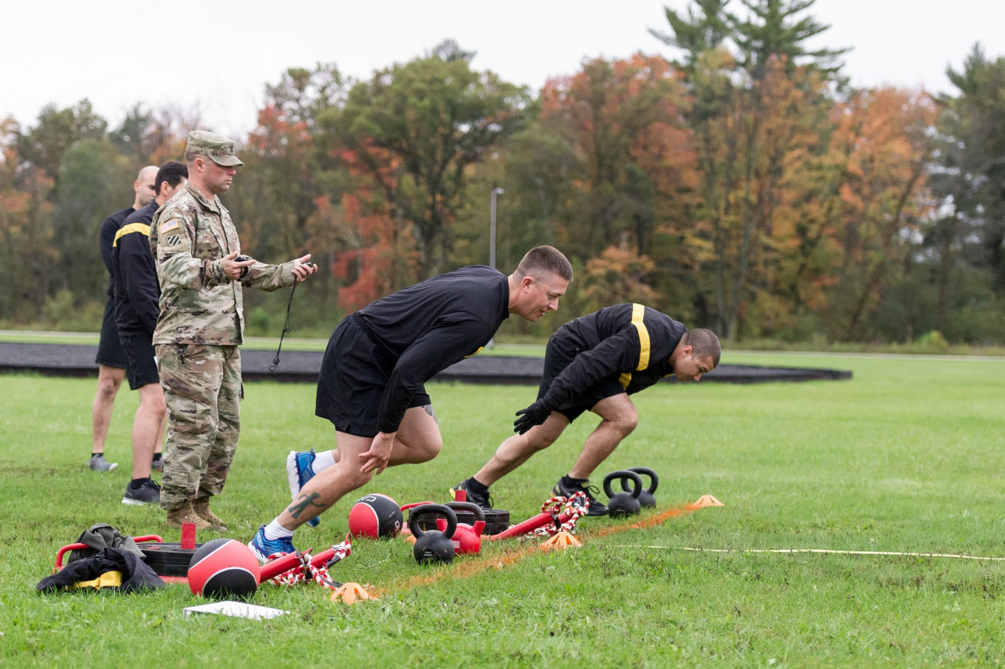 prevent ACFT injuries