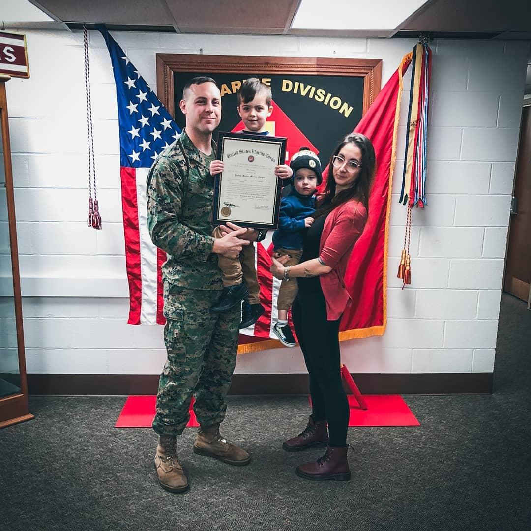 military spouse identity