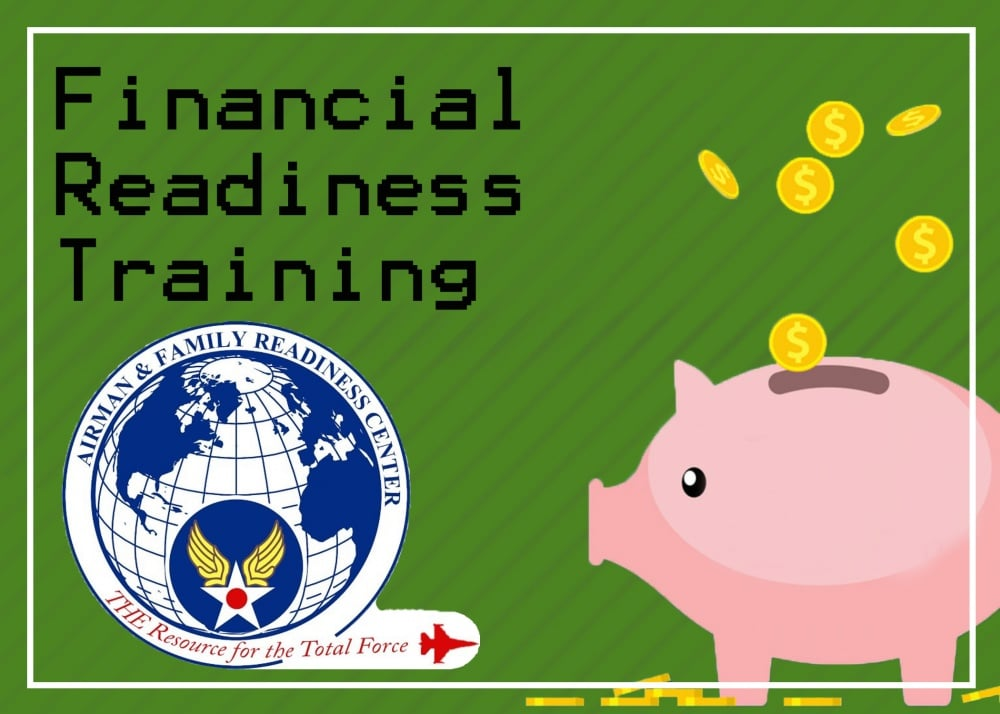 financial readiness training: financial help for military members