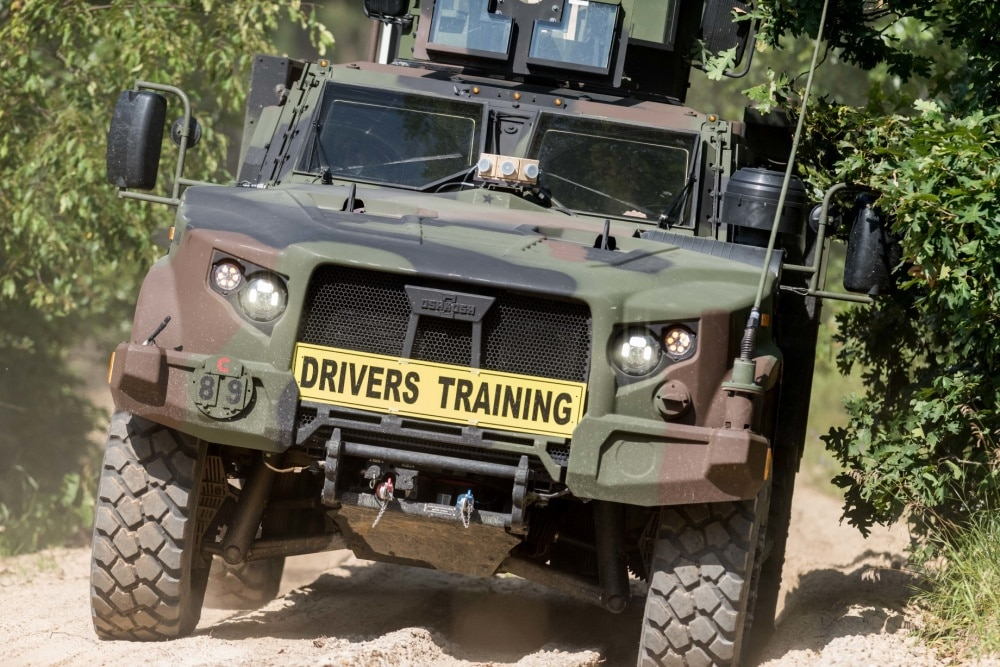 Soldiers participate in Training at Ft. Mcoy