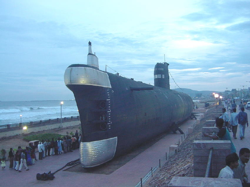 DRUG SUBMARINE