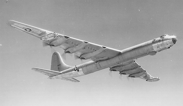 nuclear-powered bomber