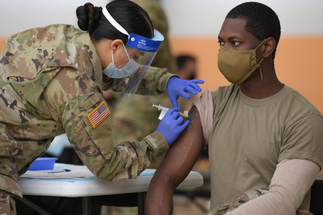 army vaccines